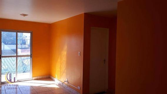 Apartamento Com 2 Dormitórios Para Alugar, 56 M² Por R$ 900,00/mês - Jardim Veloso - Osasco/sp - Ap1399