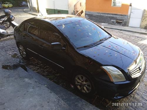 Nissan Sentra 2010 2.0 Sl Flex Aut. 4p