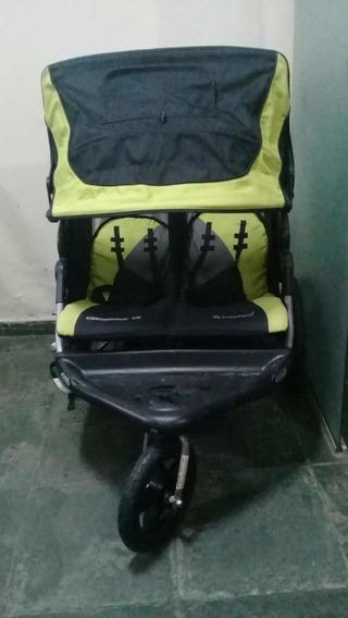 Carrinho Baby Trend Expedition Double (gêmeos)