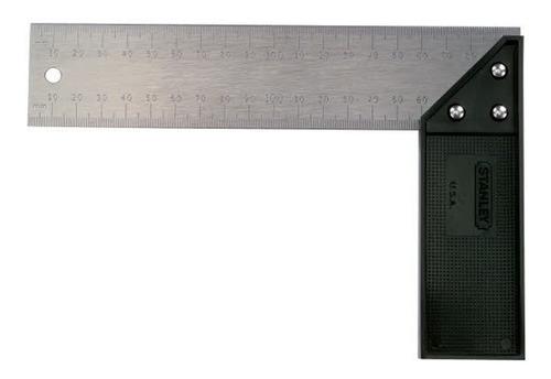 Esquadro Básico 10 Poleg (254mm) Stanley - 46-039