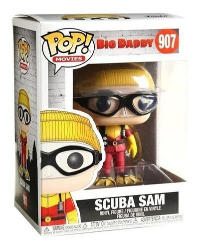 Funko Pop! Scuba Sam #907 Big Daddy Juguetería El Pehuén