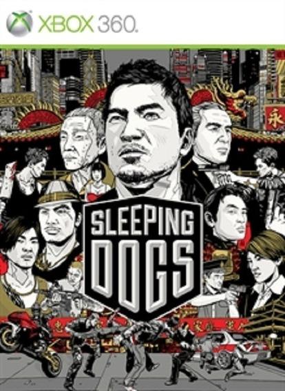 Sleeping Dogs - Frete Grátis