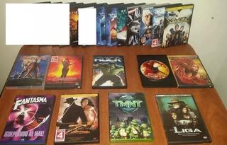 22 Películas Superhéroes (batman, Superman, X-men, Iron Man)