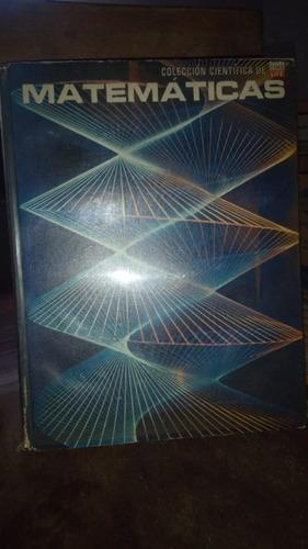 Imagen 1 de 1 de Coleccion Cientifica De Matematicas