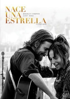 Dvd Nace Una Estrella - Lady Gaga - 8 Oscars - Original Nva