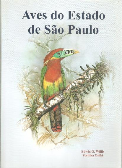 Livro Ornitologia: Aves Do Estado De São Paulo