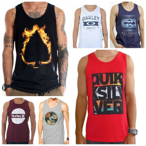 9cb27ac577 Camisa Regata Da Marca Surf Wear Mahalo - Camisetas e Blusas no ...