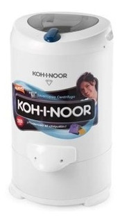 Kohinoor Secarropas Clasico 5.5kg B-655/2 Tambor Acero