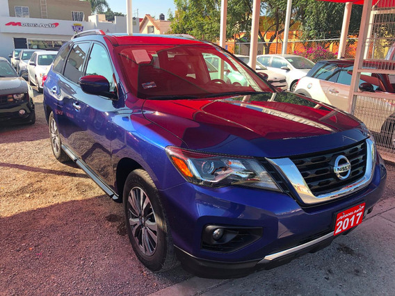 Nissan Pathfinder Advance 2017 Iva Credito Recibo Financiami