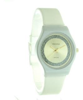 Reloj Tressa Dama Digital Original Funny Tipo Swatch