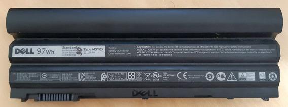 Bateria Estendida Nova Original Dell (diversos) M5y0x
