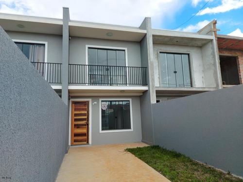 Imagem 1 de 7 de Sobrado Para Venda Em Ponta Grossa, Uvaranas, 2 Dormitórios - Lf - 001_1-1082261