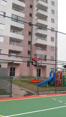 Apartamento Com 2 Dormitórios À Venda, 65 M² Por R$ 300.000 - Demarchi - São Bernardo Do Campo/sp - Ap61902