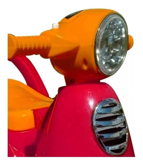 Andador Caminador Patapata Motito Scooter Vespa Bebes Cuotas