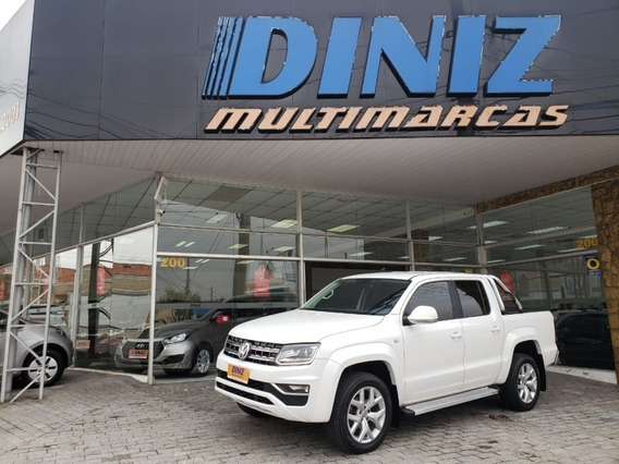 Amarok 2.0 Highline 4x4 Cd 16v Turbo Intercooler 2018/2018