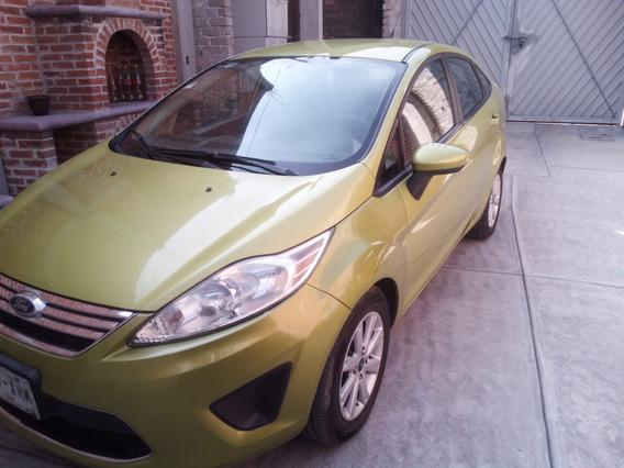 Ford Fiesta 2011 Se, 1.6, Factura Original
