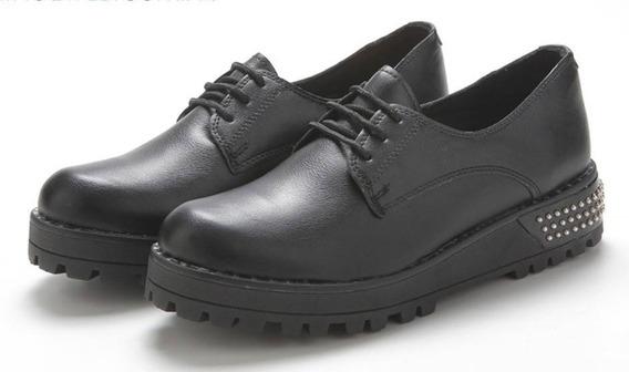 Zapatos Mujer Bajos Savage Art Cn-1 Zona Zapatos