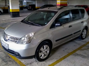 Nissan Livina 1.6 Night & Day Flex 5p