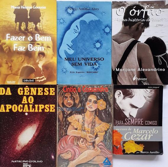 Livros Espiritas-da Gênese Ao Apocalipse+para Sempre Comig0+
