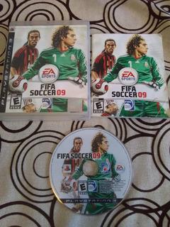 Fifa 09 Original Para Playstation 3