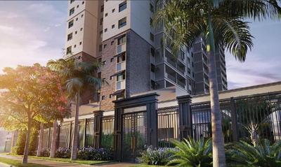 Apartamento Para Venda Em São Paulo, Barra Funda, 2 Dormitórios, 1 Suíte, 1 Banheiro, 1 Vaga - Lv007b