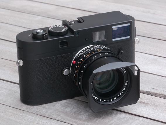 Leica M Monochrom Processador Novo