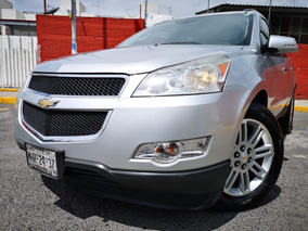 Chevrolet Traverse B Aa Qc Dvd At 2011