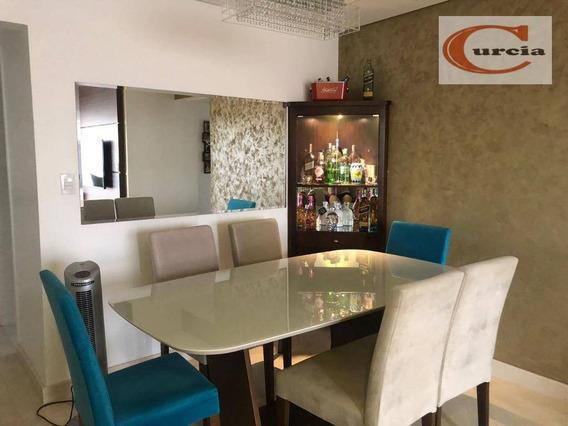 Apartamento Com 3 Dormitórios À Venda, 73 M² Por R$ 529.000 - Jabaquara - São Paulo/sp - Ap5582