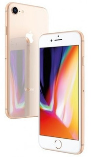 iPhone 8 64gb Tela Hd 4.7 Câmeras 12mp/7mp A Dour