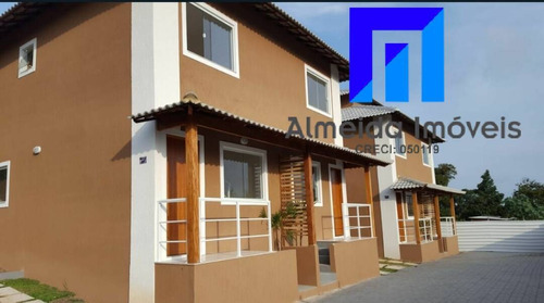 Imagem 1 de 9 de Casas Duplex Em Itapeba!!! - 1207