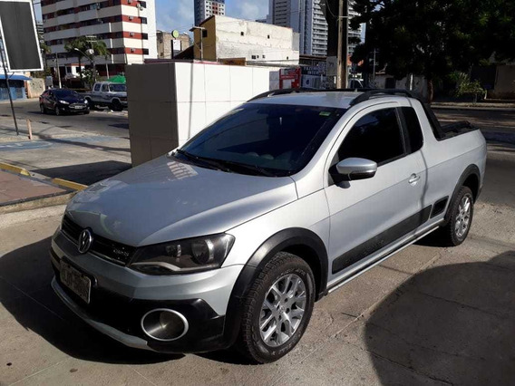 Volkswagen Saveiro Cross Ce 1.6 Total Flex