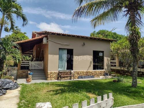 Imagem 1 de 16 de Casa Com 3 Quartos, 193 M² Por R$ 450.000 - Várzea Das Moças - Niterói/rj - Ca15371