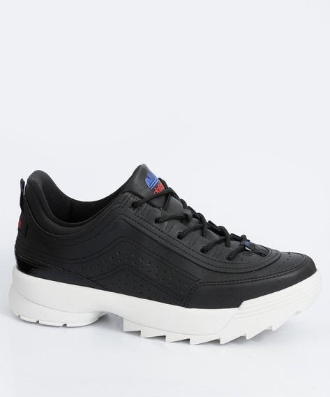 Tênis Feminino Chunky Sneaker Tratorado Dakota