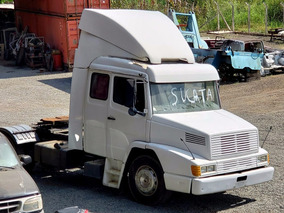 Caminhão Sucata Mercedes-benz Ls 1630 Para Retirada De Peças