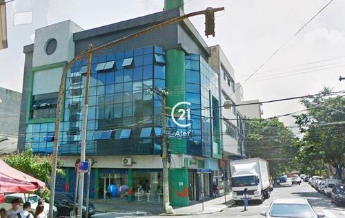 Prédio Para Alugar, 1026 M² Por R$ 22.000,00/mês - Bom Retiro - São Paulo/sp - Pr0014