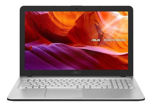 "Notebook Asus VivoBook X543UA gray 15.6"", Intel Core i3 6100U  4GB de RAM 1TB HDD, Intel HD Graphics 520 1366x768px Windows 10 Home"