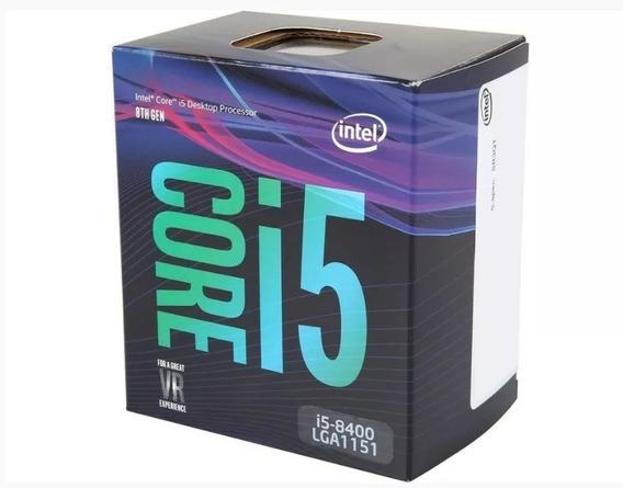 Processador - I5 8400 2.8ghz 9mb Lga1151 8ª Ger. Box Lacrado