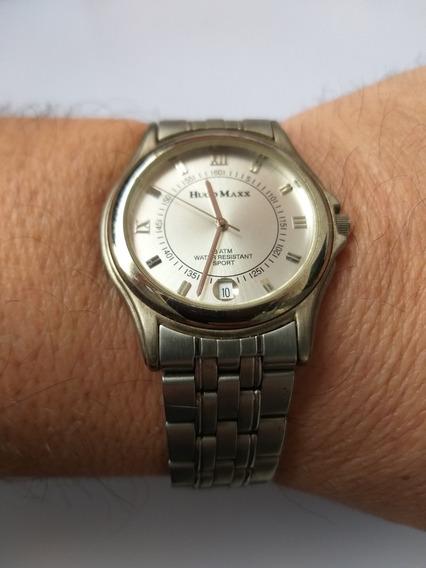 Relógio Feminino Hugo Maxx Pzfm 692 Eurodesign Authentic