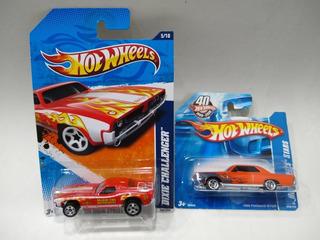 Hot Wheels Pontiac Gto E Dixie Challenger