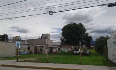 ¡atención Inversionistas! Terreno En Venta En San Pablo De Las Salinas Tultitlan, Estado De México