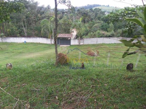 Imagem 1 de 30 de Chácara À Venda, 53677 M² Por R$ 550.000,00 - Parateí Do Meio - Jacareí/sp - Ch0017