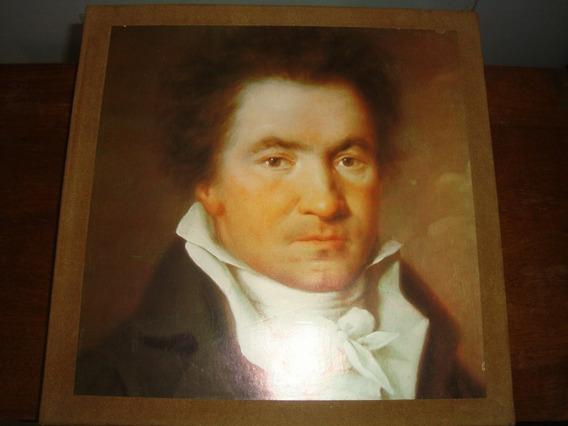 Ludwig Van Beethoven, Box Caixa 20 Lp Deutsche Gramophon, Ra