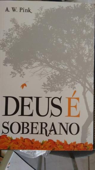 Livro De Teologia Deus E Soberano A.w.pink