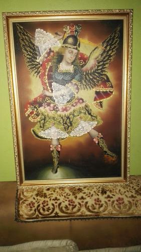 Acuarela De San Miguel Arcángel