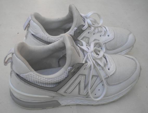 Zapatillas New Balance 574 Dama Talle 35,5 Original