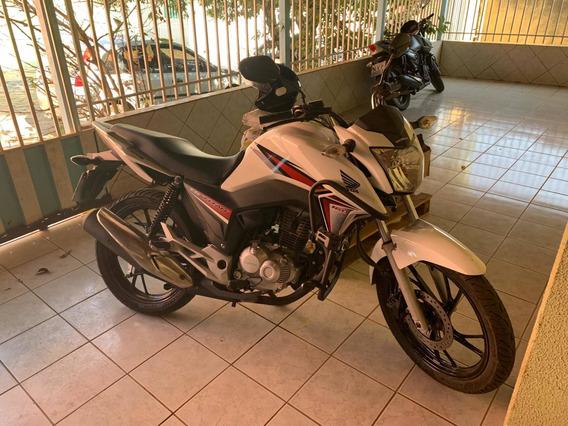 Honda Cg Titam 160 2015/16
