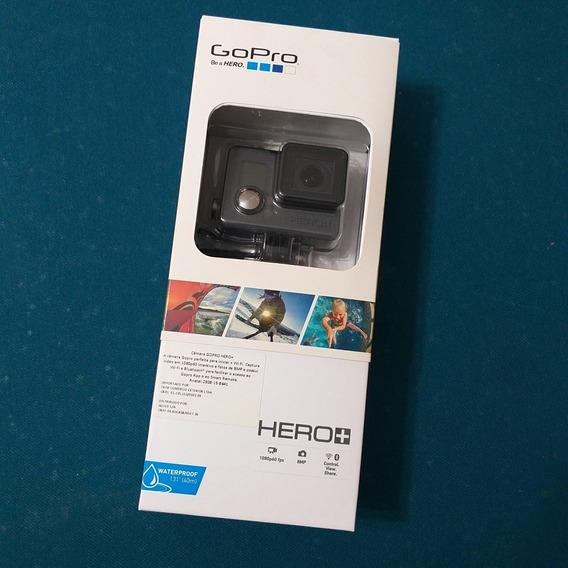 Câmera Gopro Hero + Semi Nova Na Caixa