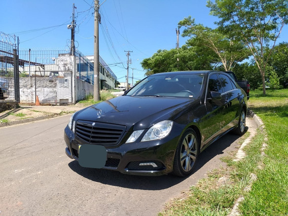 Mercedes-benz E350 Avantgarde 2010