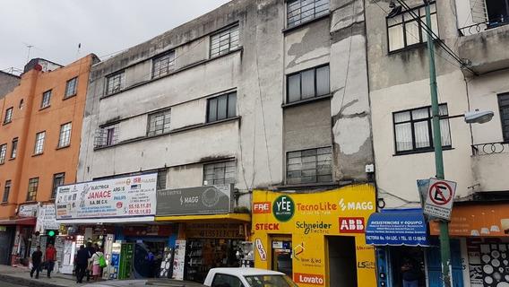 Edificio En Venta Cuauhtémoc, Col. Centro