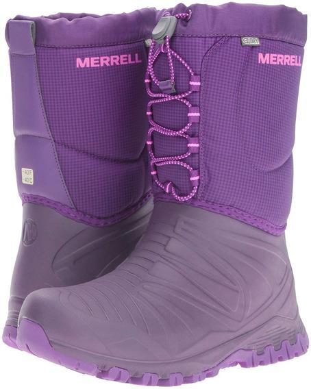 Botas Para Nieve De Dama Marca Merrell Envío Inmediato !!